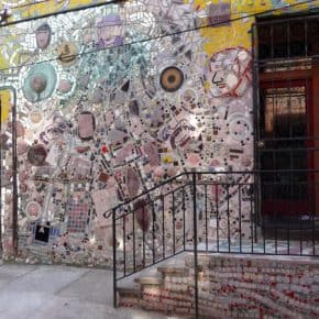 Philly's Murals and Mosaics