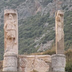 The wonders of Ephesus old city