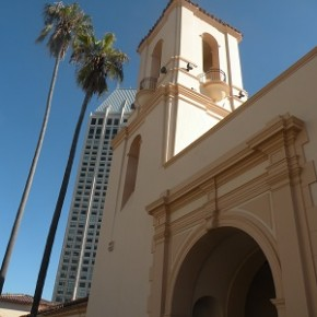 San Diego's historic police headquarters opening with a new venue