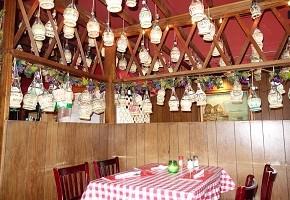 Filippi's Pizza Grotto in Little Italy