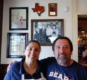 Old style Italian restaurant in Lemon Grove