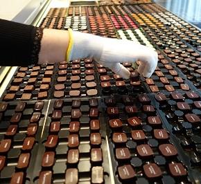 Chocolate heaven in Paris
