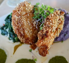 Healthy dining options in Lahaina