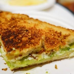 Cheesy sandwiches making me melt