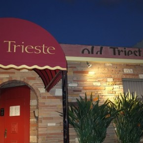 Old Trieste restaurant unchanged in 50 years