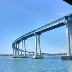 Hornblower cruise is a scenic way to see the bay