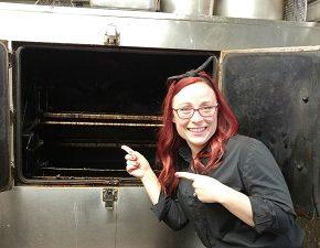 Smoked brisket in El Cajon, Ca