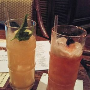 The Tonga Room and Hurricane Bar-tiki everlasting