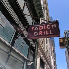 Tadich Grill-San Francisco's old school dining