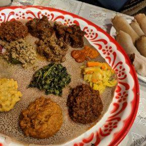 Awash Ethiopian Restaurant, San Diego's Favorite