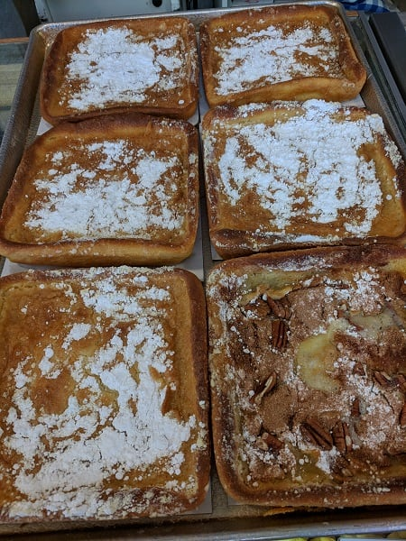 St Louis And The Much Debated Gooey Butter Cake Mliss