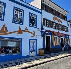 Horta, the Azores