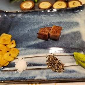Kobe Beef Dining Was a Feast For the Senses