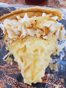 Maui Pie Coconut Pie