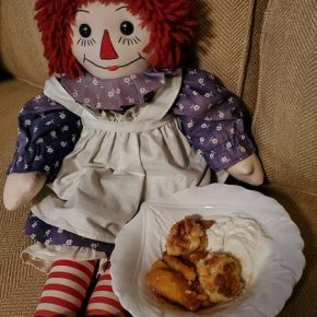 Dolls and Desserts